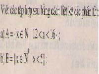 Bài 7 trang 8 sgk toán 6 tập 1