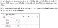 Bài 60 trang 49 sgk toán 7 tập 2