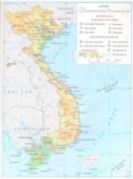 Dựa vào hình 12 và các kiến thức đã học, hãy xác định phạm vi 3 miền địa lí tự nhiên và đặc trưng cơ bản của mỗi miền về địa hình, khí hậu.