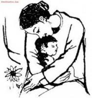 Nêu suy nghĩ về tình mẫu tử trong đoạn trích Trong lòng mẹ của Nguyên Hồng