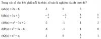 Bài 65 trang 51 sgk toán 7 tập 2