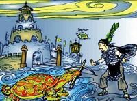 Xác định vùng Cổ Loa trên lược đồ Bắc Bộ và Bắc Trung Bộ (hình, bài 1)