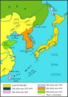 Tình hình Nhật Bản từ đầu thế kỉ XIX đến trước năm 1868 có những điểm gì nổi bật ?