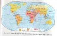 Câu hỏi lý thuyết 4 - SGK Trang 85 Địa lí 10-