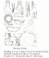 Lập bảng thống kê những điểm chính về cuộc sống của các bộ lạc Phùng Nguyên, Sa Huỳnh, Đồng Nai theo các nội dung : địa bàn cư trú, công cụ lao động, hoạt động kinh tế.