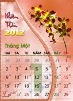 Theo em, vì sao trên tờ lịch của chúng ta có ghi thêm ngày, tháng, năm âm lịch ?