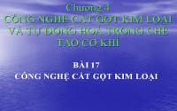 Câu 3 trang 85 SGK Công nghệ 11
