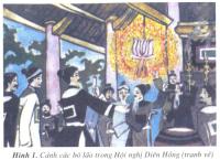 Nêu những sự kiện chứng tỏ tinh thần quyết tâm kháng chiến chống quân Mông - Nguyên của quân dân nhà Trần.