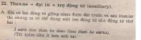 Than/ as + đại từ + trợ động từ (auxiliary)