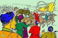 Việc khắp nơi đều kéo quân về Mê Linh nói lên điều gì?