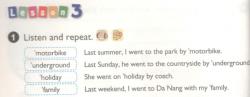 Lesson 3 - Unit 3 trang 22, 23 SGK tiếng Anh 5 mới