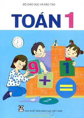 Sách giáo khoa Toán lớp 1