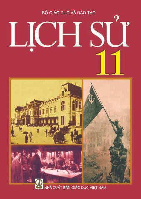 Sách giáo khoa Lịch sử lớp 11