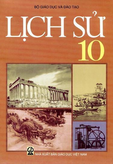 Sách giáo khoa Lịch sử lớp 10