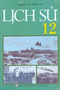 Sách giáo khoa Lịch sử lớp 12
