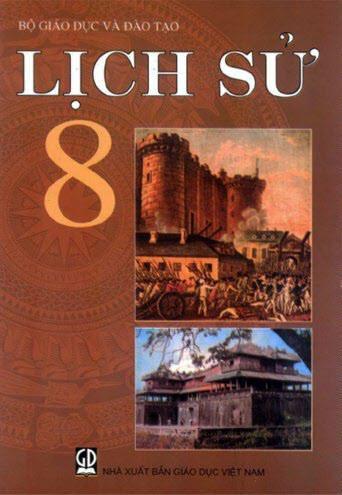 Sách giáo khoa Lịch sử lớp 8